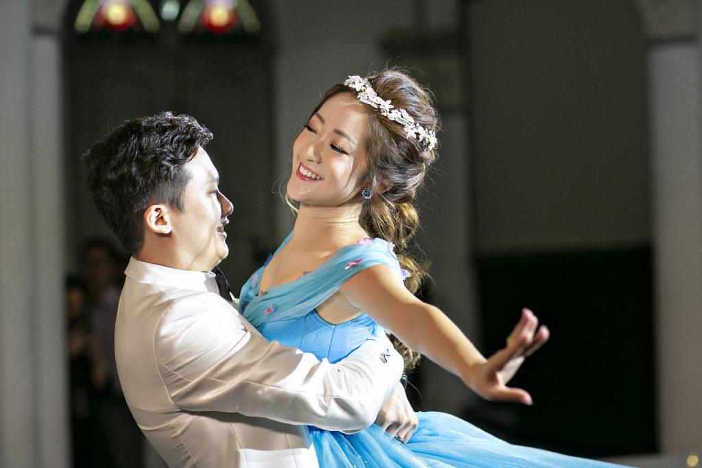 wedding dance singapore