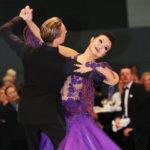 Elizabeth & Andrey - Pro-Am show