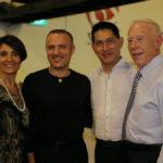 Alessia, Massimo, John & Anthony