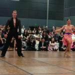 Latin show by Troels & Ina