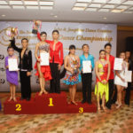 Junior-15 & below 4 dance Latin