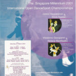 SM2001 poster