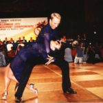 Ian Waite & Natalie Panina from Holland - Champion Professional Open Latin