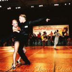 Peter Stokkebroe and Kristin Juel from Denmark - 1st Runner Up Amateur Open Latin