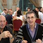 Judge Michael Stylianos & Leonid Pletnev