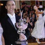 2017 Blackpool Professional Ballroom Champion - Victor & Anastasia