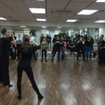 Troels & Ina Latin workshop