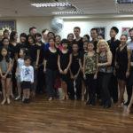 Latin workshop at JJ Dance Academy