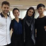 Jovan, Joan with Valerio & Monica