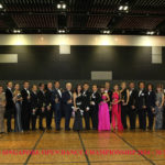 Adjudicators group photo