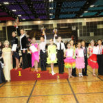 Juvenile Open 12 yrs & below 3 Dance Latin
