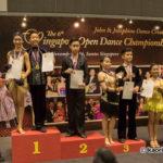 Beginner Junior 16 yrs & below One Dance Rumba