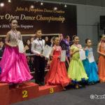 Solo 12 yrs & below One Dance Waltz