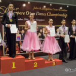 Solo 16 yrs & below One Dance Quickstep