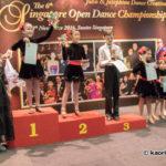 JJDC Closed One Dance Rumba