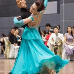 Andrey Gorbonov and Elizabeth Sam