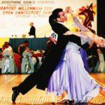 Mirko Selli & Marika Selli from Italy - 1st runner up Professional Open Standard