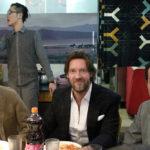 Judges Alexey Kolodkin, Dirk Bastert and Hide Tanaka
