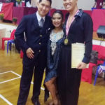 Joan wth Skye and partner
