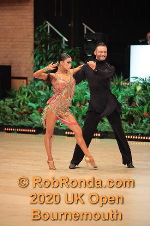 Stefano & Dasha